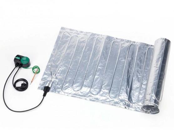 Nappe chauffante largeur 0,40 m avec thermostat