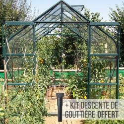 Serre de jardin Lams ALOÉ 8,10 m²