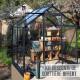 petite serre de jardin vénus 2500