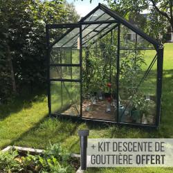 Serre de jardin Lams ALLIUM 4,90 m²