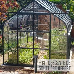 Serre de jardin Lams ALOÉ 9,70 m²