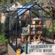 Petite serre de jardin Lams ALLIUM 2,50 m²