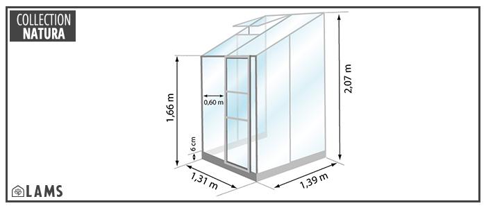 Dimension IDA 1600