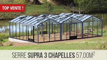 Top vente Serre Chapelle Lams